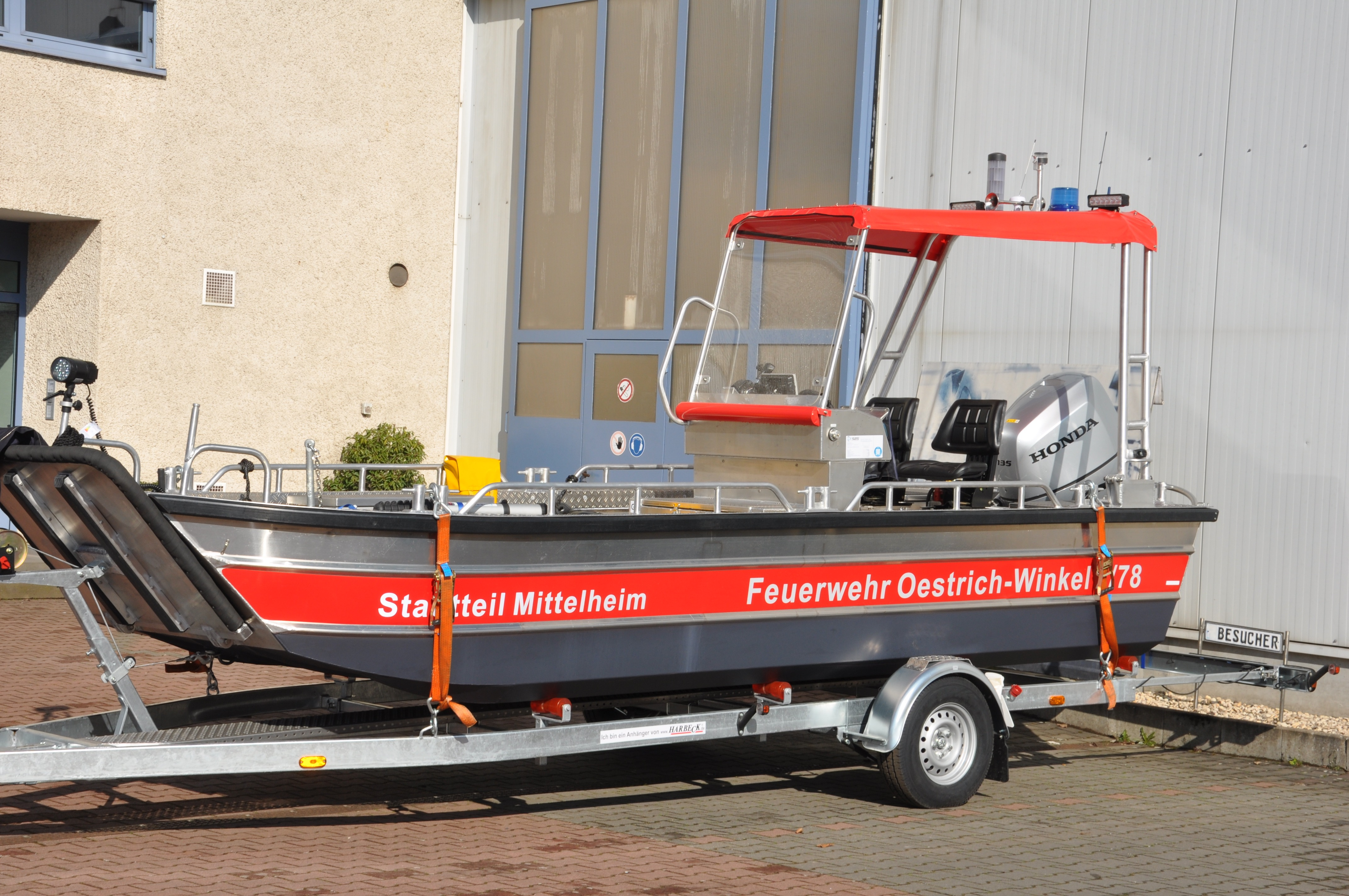 RTB 2 Feuerwehr Mittelheim