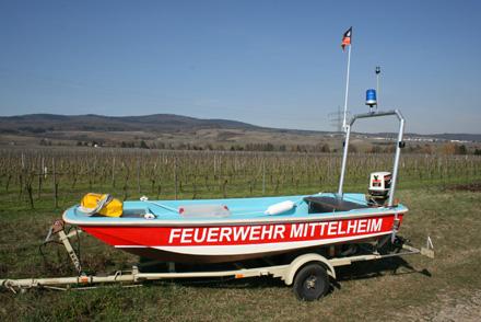 altes RTB Feuerwehr Mittelheim